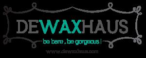 Dewaxhaus logo transparent