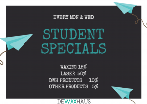 DWH Student Special